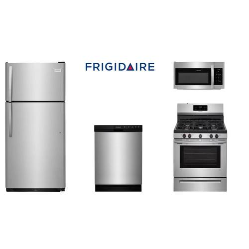 Frigidaire Basic Gas Package