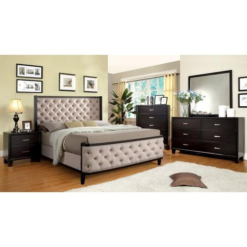Product Image - Chanelle 4Pc Full Bed Set