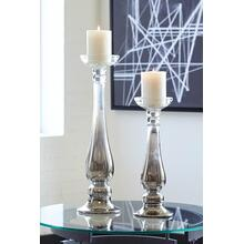 CANDLE HOLDER (SET OF 2)
