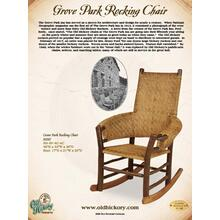 Grove Park Rocking Chair