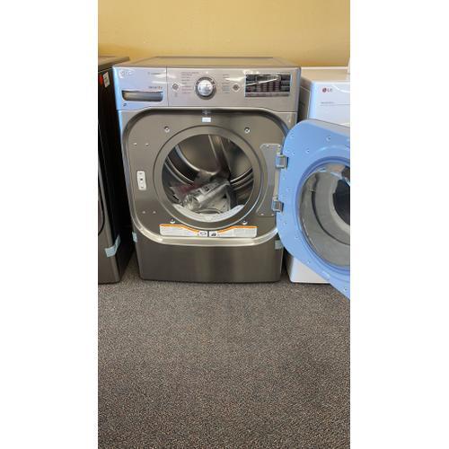 Treviño Appliance - LG Gas Dryer