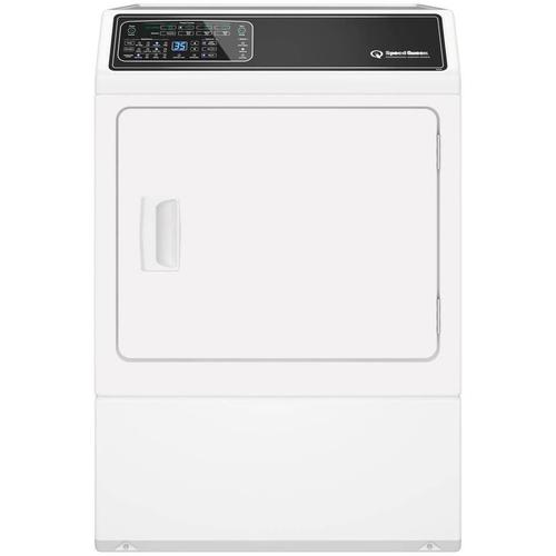 Speed Queen 7.0CF White Front Load Electric Dryer