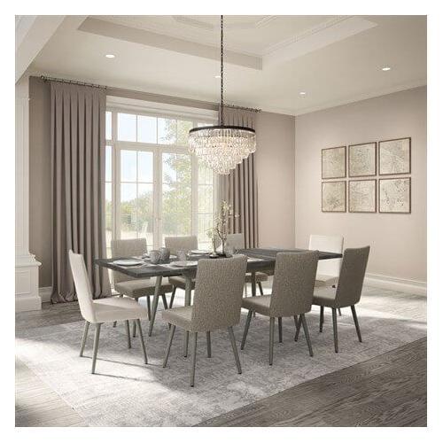 Amisco - Belleville Extendable Table