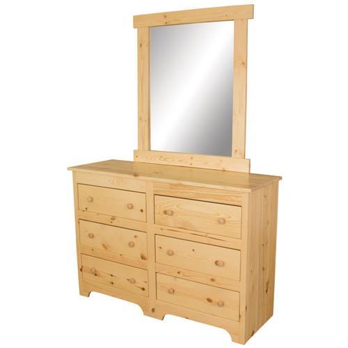 Best Craft Furniture - BW923  6-Drawer Dresser