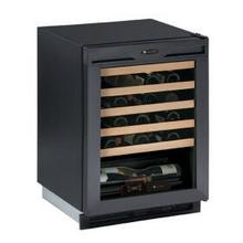 "ULine U1175WCB00 24"" WINE CELLAR BLACK"