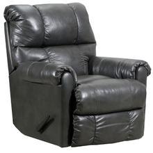 See Details - 4208-19 Avenger Rocker Recliner - Soft Touch Granite Leather