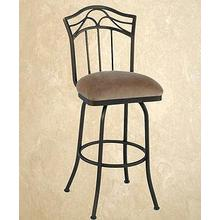 Berkeley - Armless Swivel Barstool