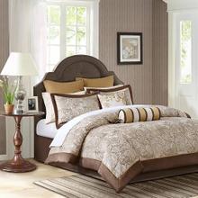 Aubrey 12 Piece Complete Bed Set - Queen