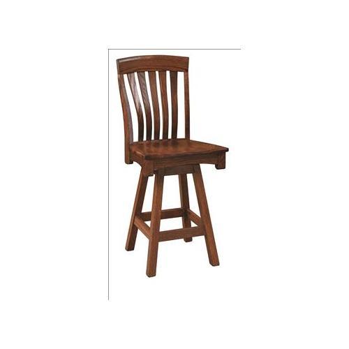 Amish Furniture - Richland Stool