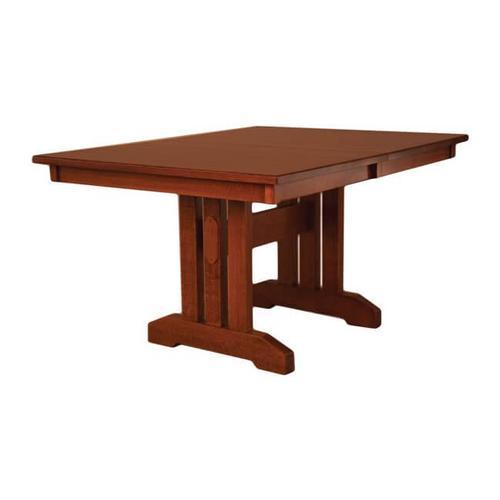 Oakwood Industries - Mini Mission Quartersawn Table
