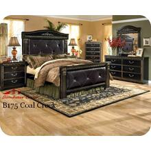 Ashley B175 Coal Creek Bedroom set Houston Texas USA Aztec Furniture