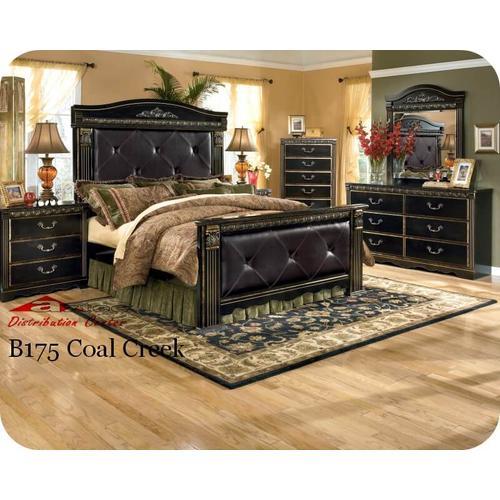 Ashley Furniture - Ashley B175 Coal Creek Bedroom set Houston Texas USA Aztec Furniture