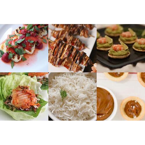 SOLD OUT (Ultimate Summer Appetizer) - PLEASE CHECK OUT OUR AUGUST COOKING CLASS