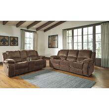 Kellerhause Double Reclining Sofa and Love Seat