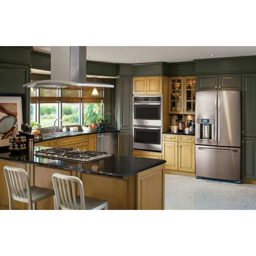 GE Cafe Kitchen Appliance Package