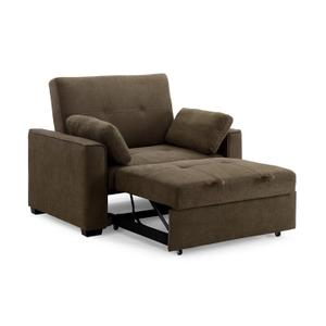 Night and Day Furniture - Nantucket Queen Size Sofa Sleeper in Charcoal