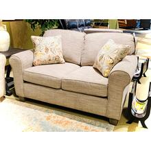 ANNABEL LOVESEAT in Cement color      (L80R-21619/28039,27944)