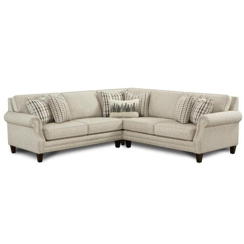 3-Piece Stational Sectional