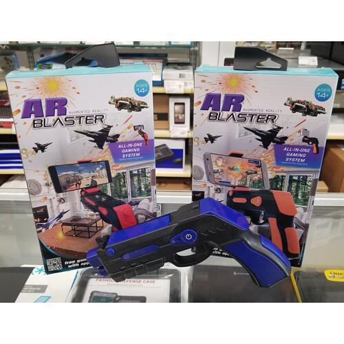 Augmented Reality Blaster Gun