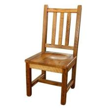 Barnwood Side Chair