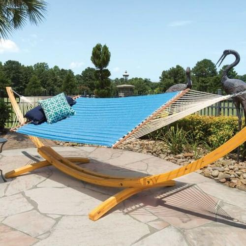Large Quilted Hammock - Canvas Regatta