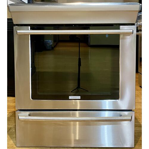 Electrolux EW30IS80RS     30'' Induction Built-In Range with Wave-Touch® Controls