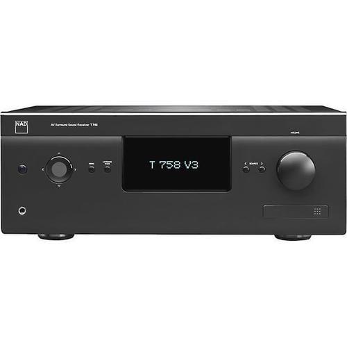 A/V Surround Sound Receiver (V3)