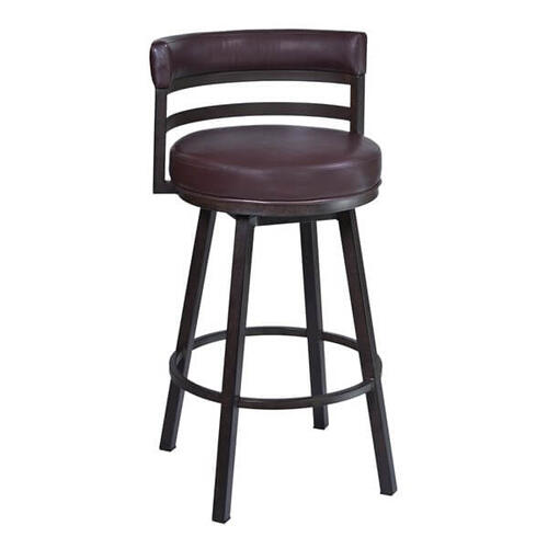 Ronnie Style Swivel Bar Stool