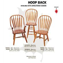 Hoop Back Chair