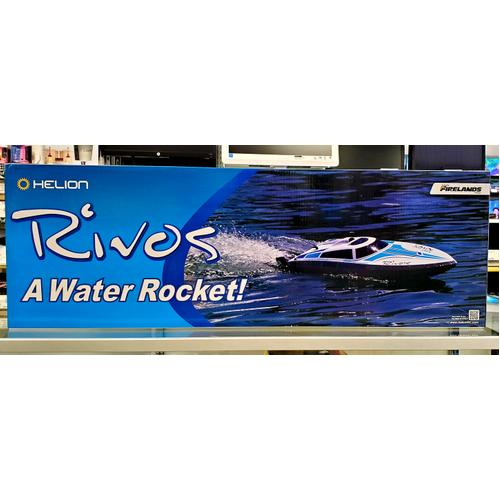 """Rivos """"Water Rocket"""" RC Boat"""