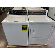 Speed Queen 3.2 Cu. Ft. Top Load Washer TR3 AND Speed Queen 7.0 Cu. Ft. Electric DR3   *3 YEAR FACTORY WARRANTY*