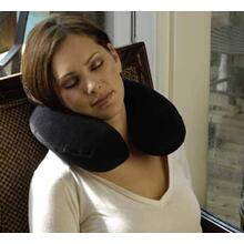 Memory Foam U Shaped  Traveling Pillow