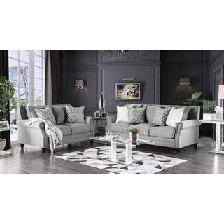 Giovanni Sofa and Loveseat Set