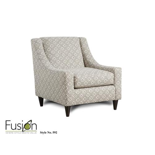 Fusion Furniture - Accent Chair