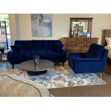 Dacey Sofa with Matching Accent Chair