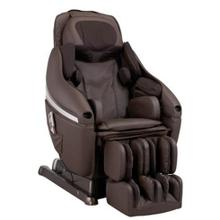 DreamWave Massage Chair - Dark Brown