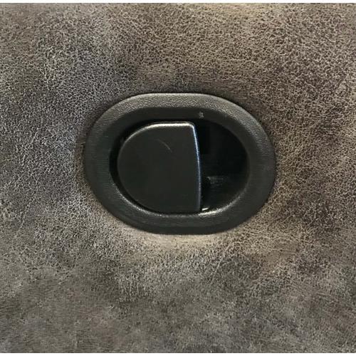 Southern Motion - Charcoal Grey Reclining Sofa