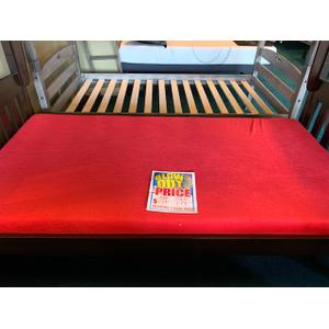 "5"" red memory foam mattress"