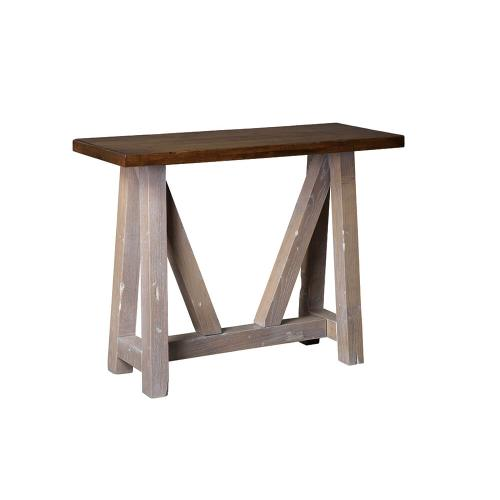 Olde Farmstead - Console Table w/ No Bands