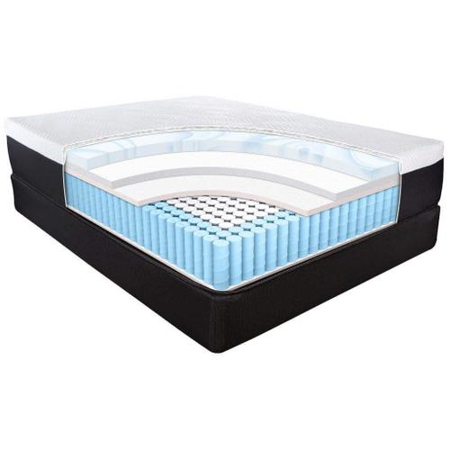 Bed in a Box - S130 Plush Spring Bed