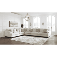 Rawcliffe - Parchment - 4-Piece Sectional