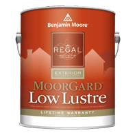 MoorGard Low Lustre Finish Exterior Paint