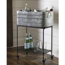 See Details - Vossman Beverage Tub