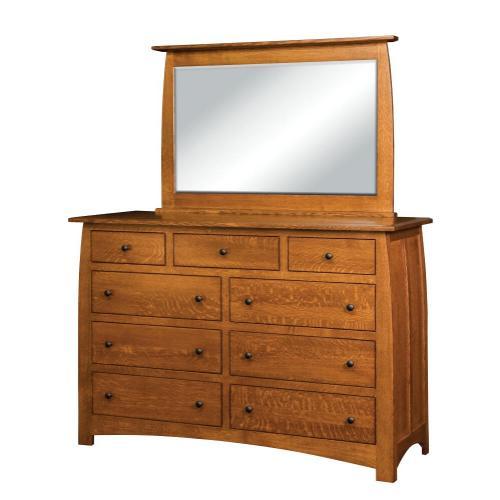 Amish Furniture - 7 Drawer Dresser