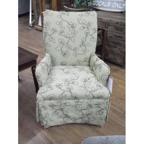 Gallery - Green Chair