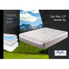 "View Product - Del Mar 12"" Classic Memory Foam Mattress"