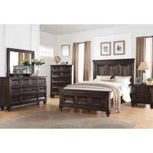 New Classic 4 Pc Queen Bedroom Set, Sevilla B2264