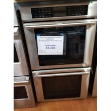 """See Details - Thermador Masterpiece Series 30"""" Double Electric Wall Oven MED302JP (FLOOR MODEL)"""
