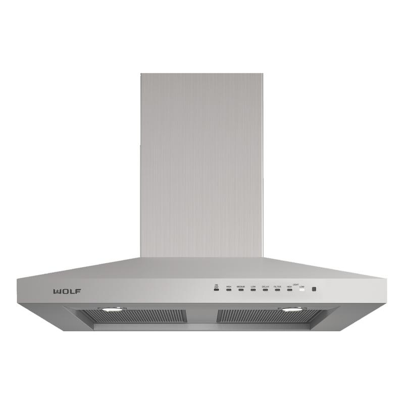 30'' Cooktop Wall Hood - Stainless