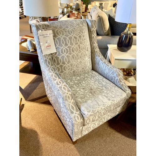 Jofran - Quinn Dove Accent Chair